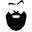 """""""Можно потрогать?"""" - заслужил носить роскошную бороду во время осеннего крыс-события."""
