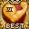 Роскошная золотая медаль «Однорукий бандит» - награда за 25 постов с рейтингом 13.0 (или выше). Эту медаль можно также получить за один пост с рейтингом 35.0 (или выше). Посты должны быть в секретных разделах.
